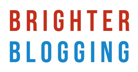 Brighter Blogging